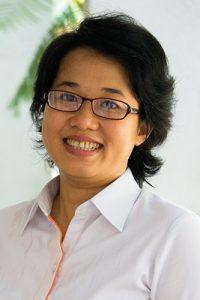 Phó hiệu trưởng - Nguyễn Thỵ Hải Ly