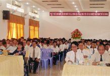 Khai giảng năm học mới