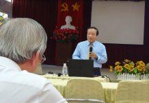 Thầy Tần Xuân Bảo Học viên cán bộ TP.HCM