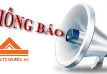 Thông báo tuyển dụng