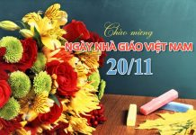 Ngày nhà giáo Niệt Nam