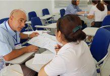 Giao tiếng Tiếng Anh với giáo viên nước ngoài