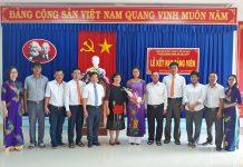 Đảng viên mới, Chi bộ Trường Trung cấp Xây dựng